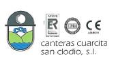 CANTERAS DE CUARCITAS SAN CLODIO, S.L.